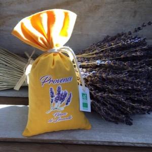 Bouquets Ventoux-Bio-Lavendelsäckchen-gelb_la-maison-de-florence