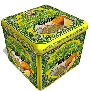 Butterkekse mit Zitrone in Geschenkbox_La mere poulard