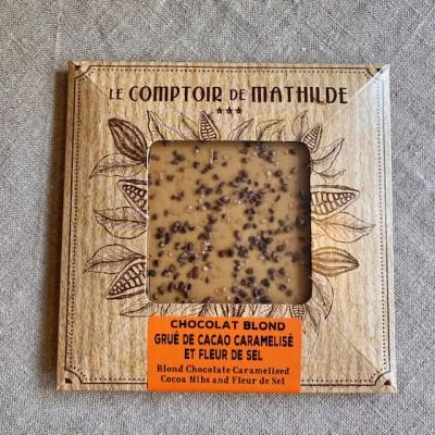 Comptoir de Mathilde_karamellisierte weiße Schokolade
