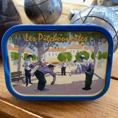 Ferrigno-Sardinen Les pitchounettes-boule