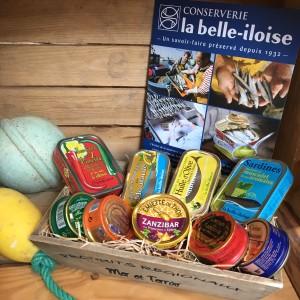 Geschenk-Set-Bretagne