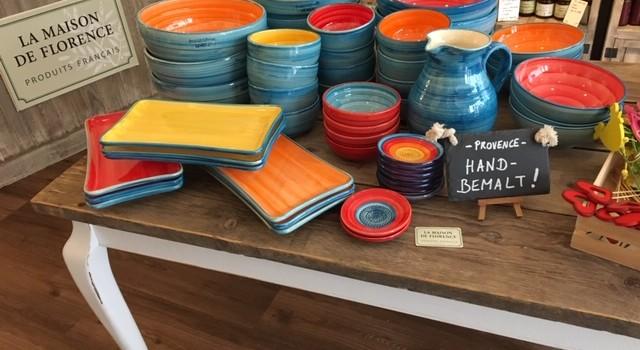 Handbemalte Keramik-La-Maison-de-Florence.de
