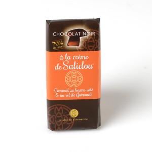 La Maison dArmorine_Schokolade Salidou zartbitter