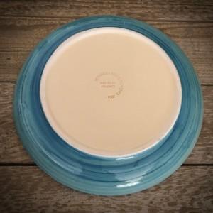 La petite Provence-Teller-groß-Rueckseite mit Stempel-27cm