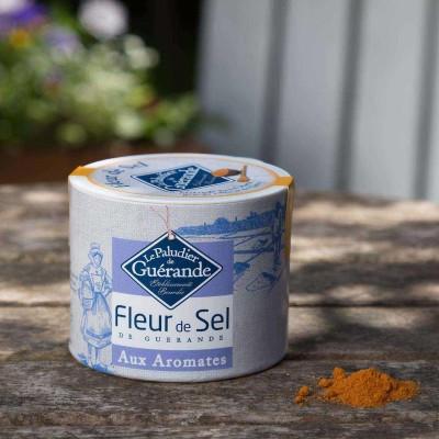Le-Paludier-Fleur-de-Sel_Guérande-Currymischung-125g_susanne_grabarz_photographie_2020_05_0022