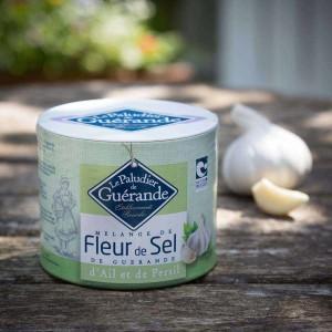 Le-Paludier-Fleur-de-Sel_Guérande-Petersilie und Knoblauch-125g_susanne_grabarz_photographie_2020_05_0030