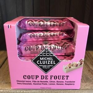 M. Cluizel_Schokoladenriegel mit Fruechten_Box