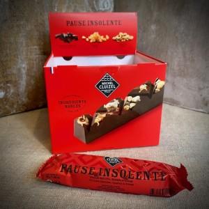 M. Cluizel_Schokoladenriegel mit Orange und Noisette_30g.1