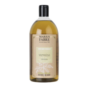 MF-BE-Olivenölseife ohne Palmöl-Eisenkraut-Verveine-1 Liter-quadrat
