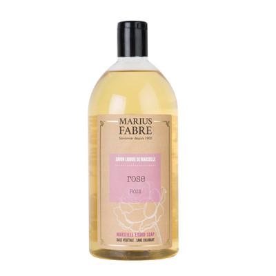 MF-BE-Olivenölseife ohne Palmöl-Rose-1 Liter-quadrat