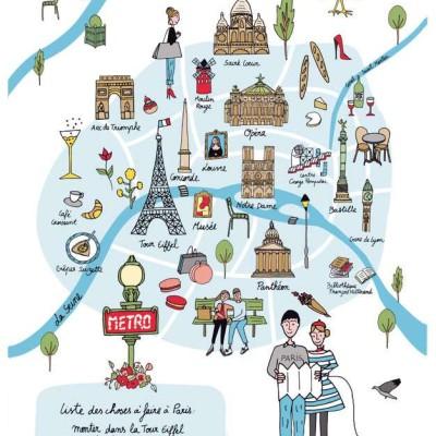 Torchons&Bouchons_Carte de Paris