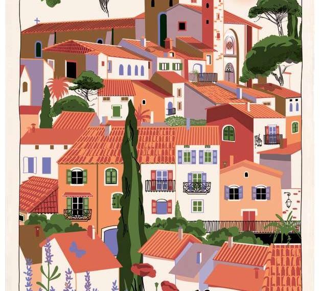 Torchons&Bouchons_Village en Provence