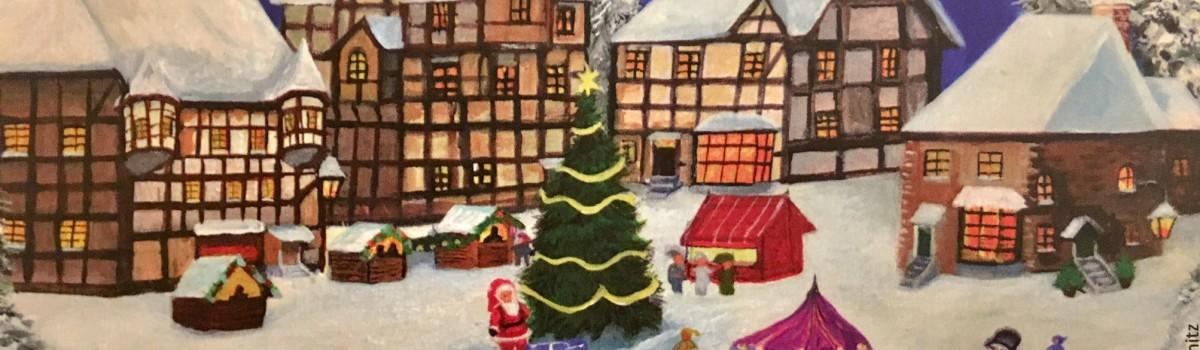 Weihnachtsmarkt 2019 Solingen
