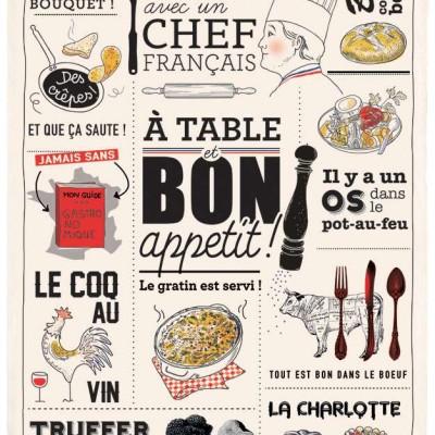 Winkler-Torchons&Bouchons-Cuisine Française