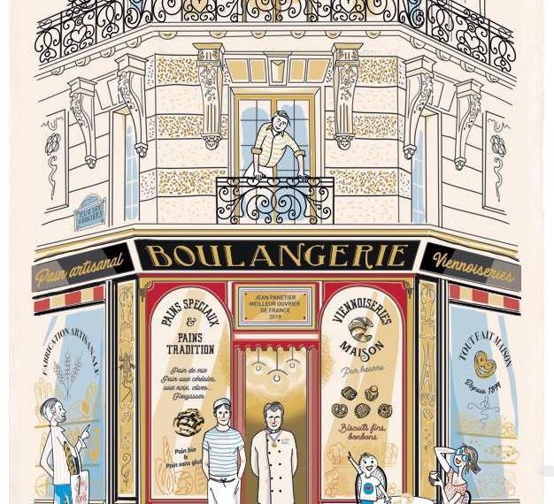 Winkler-Torchons&Bouchons-Façade Boulangerie