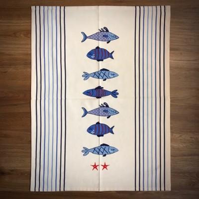Winkler-Torchons&Bouchons-Les petits poissons-Bretagne